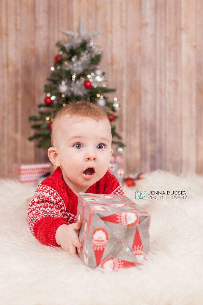 Jenna Bussey Photography Christmas Photoshoot